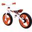 JDBug Eva Lapset potkupyörä Training Bike , oranssi/valkoinen